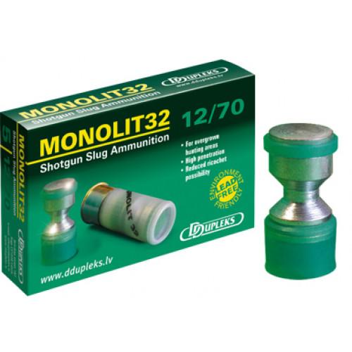 "Šovinys DDUPLEKS  ""MONOLIT 32"" 12/70 kal."