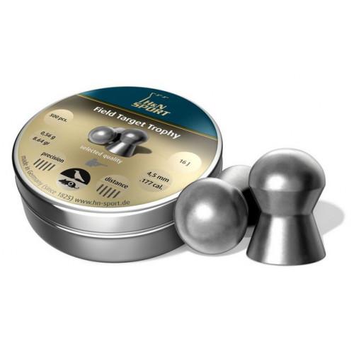 Kulkelės H&N FIELD TARGET TROPHY 5.53 mm / 500 vnt