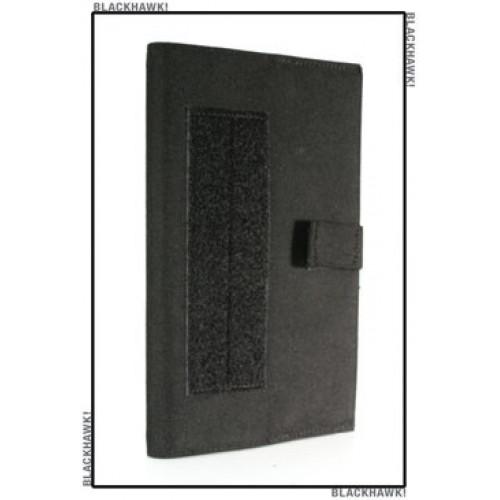 Užrašų knygutės dėklas BLACKHAWK juodas