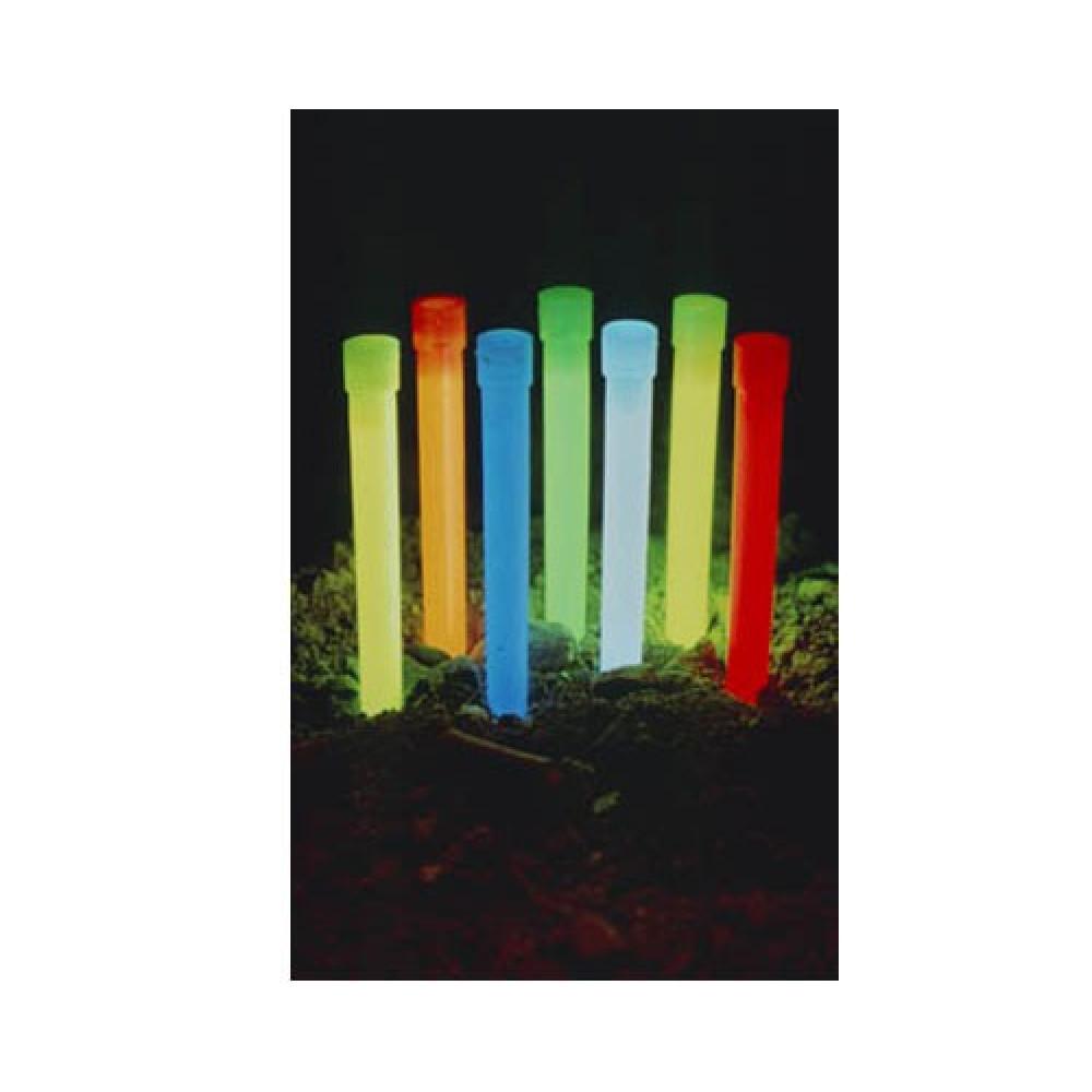 Šviečiančios lazdelės cheminės MAX FUCHS  15x150 įv. spalv