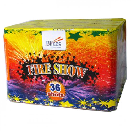 Fejerverkas YC80425 Fire Show